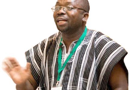 Leo Igwe, brave Nigerian