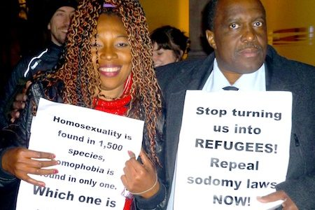Protesters tell Nigerian Government to ditch anti-gay laws