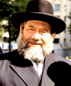 Amsterdam's Chief Rabbi sacked