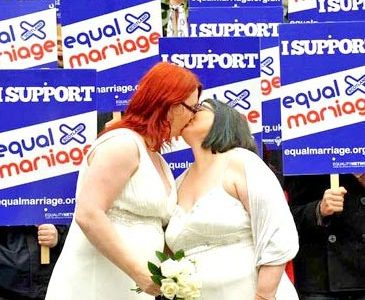 Lib-Dem leader promises gay marriage by 2015