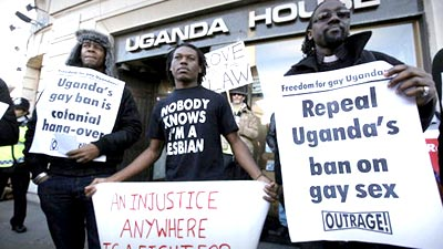Urgent action needed to stop Uganda's 'Kill the Gays' Bill