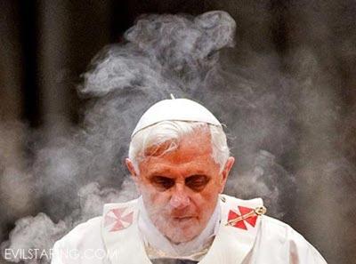 Good riddance to Ratzinger