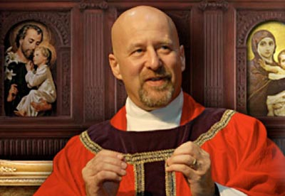Acceptance of marriage equality makes Catholic priest want to puke