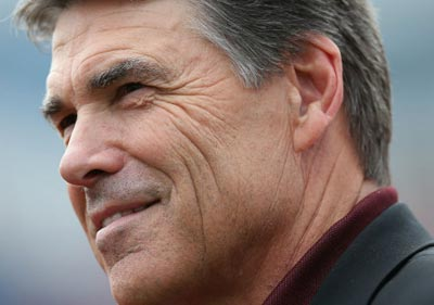 No gays in the Scouts, insists Governor Rick Perry