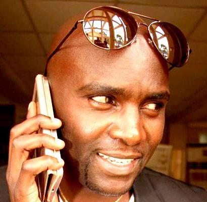 Harrison Nyende Mumia
