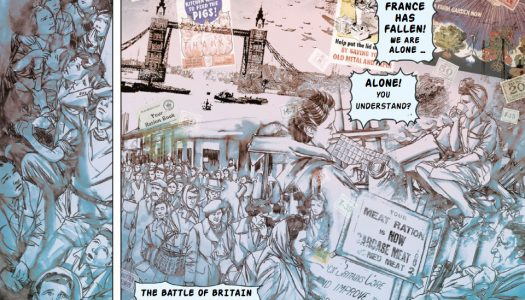 Life of Alan Turing celebrated  in French graphic novel
