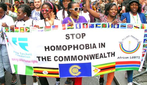 Pushing for equality in  Commonwealth countries