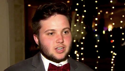 High school's popular Prom King is a transgender student