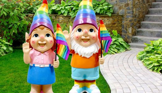 Asda's 'gay gnomes' send shopper into a rage