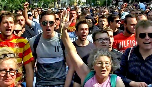 Polish Pride event viciously attacked by far-right thugs