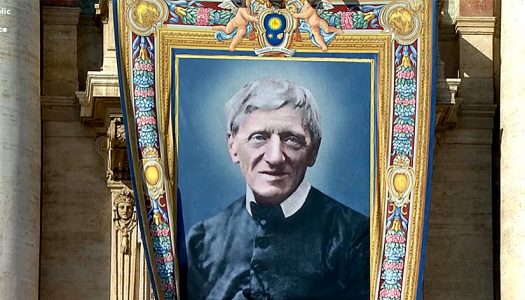 Catholics outraged that 'Pink' Saint Newman is being called gay