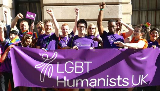 A milestone in LGBT Humanist history