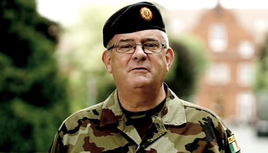 Irish army chaplain horrifies Catholic bigots by supporting Dublin Pride
