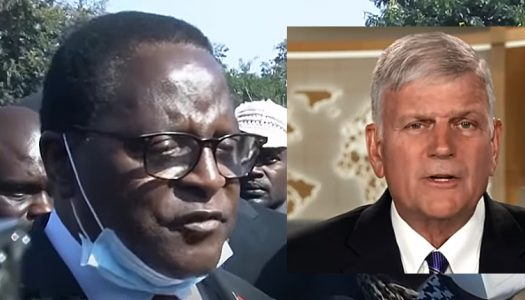Malawi elects an evangelical Christian President. Franklin Graham is delighted.