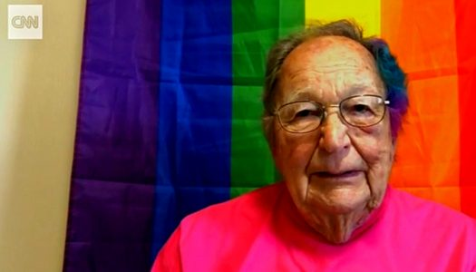 Colorado man, 90, comes out as gay, gets world-wide support